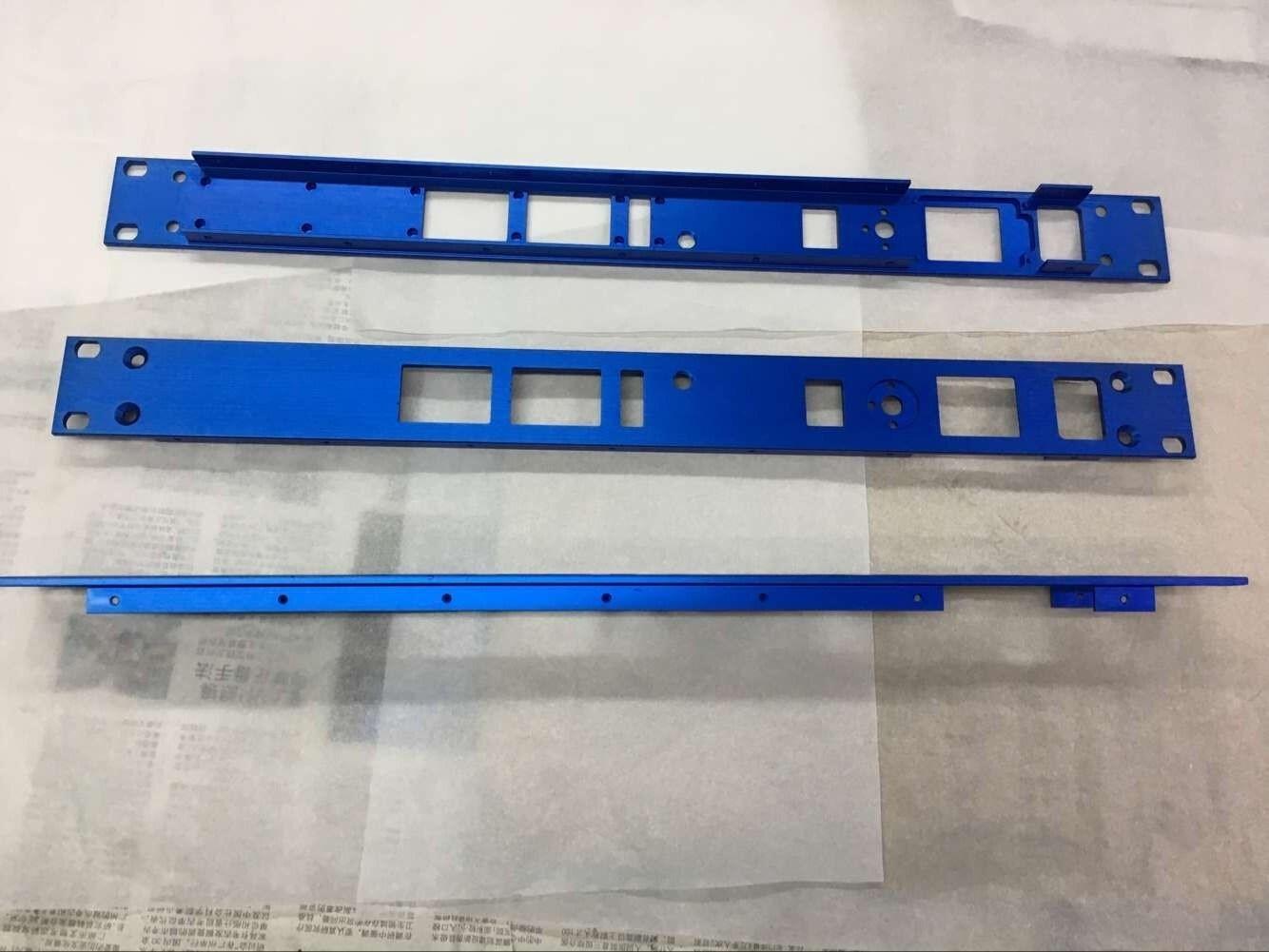 OEM Custom CNC Parts, CNC Machining Part with Coating