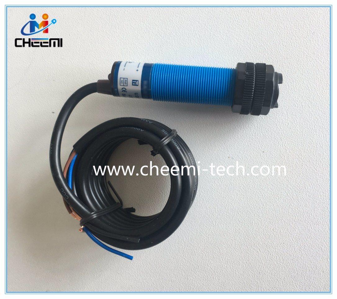 M18 Photoelectric Switch Sensor Plastic Housing Retro-Reflective NPN No/Nc