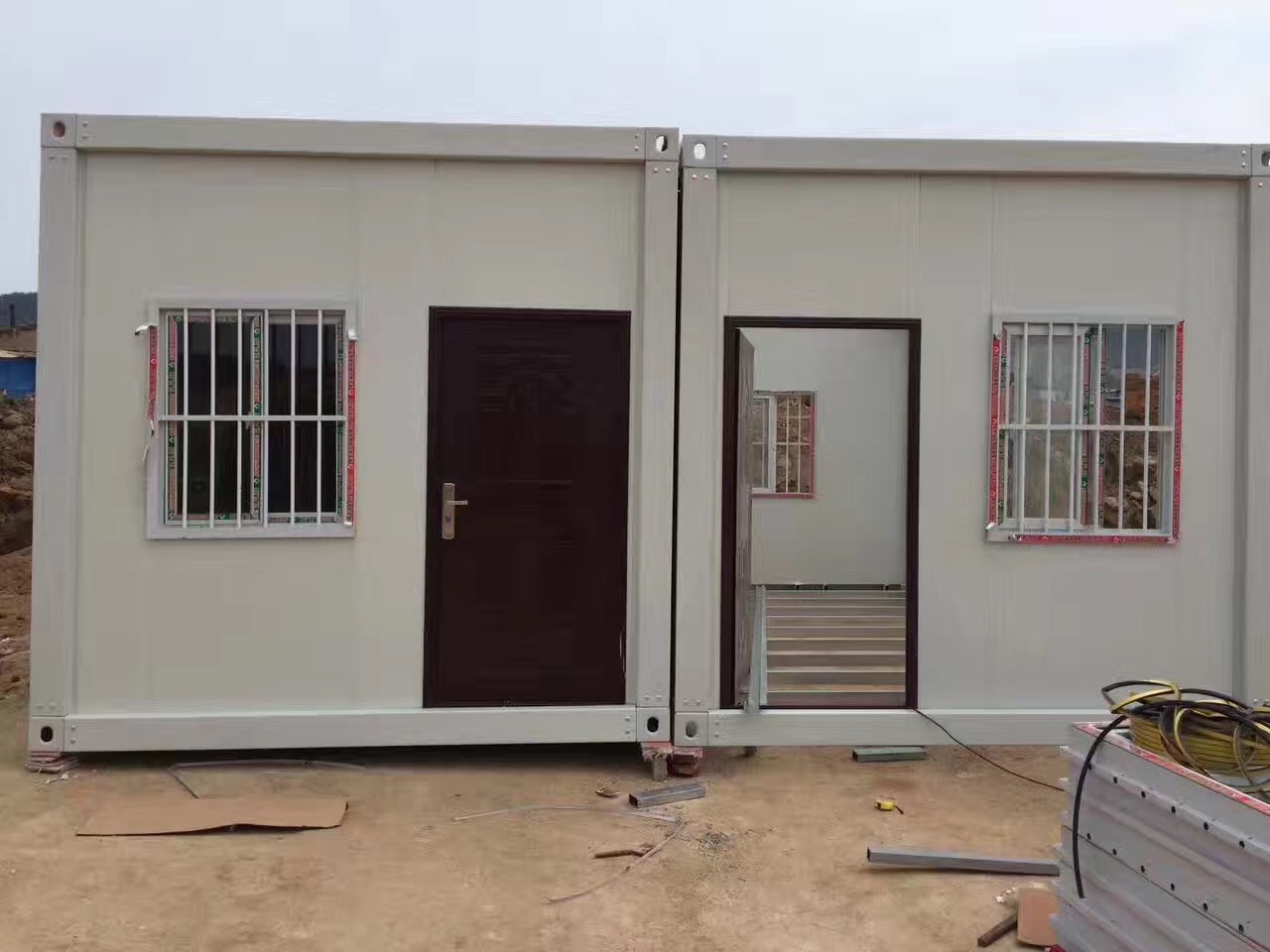 Mobile Prefabricated /Prefab/Container House for Labor