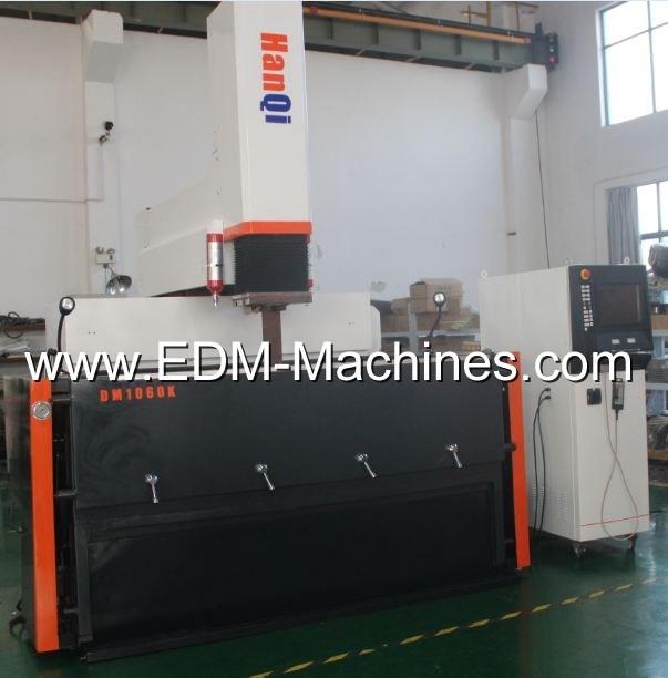 Spark EDM Machine, EDM Sparking Machine Dm1880k