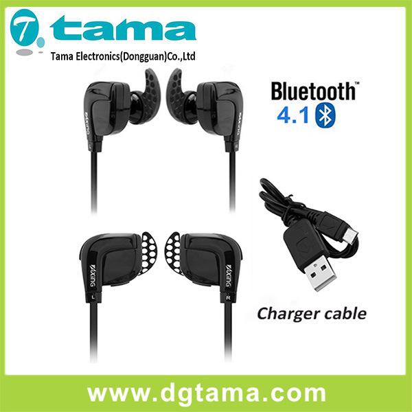 New Sport Wireless Bluetooth Headphones in-Ear Running Earphone Headset