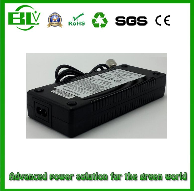 Battery Charger for 13s 2A Li-ion/Lithium/Li-Polymer Battery to Power Supply