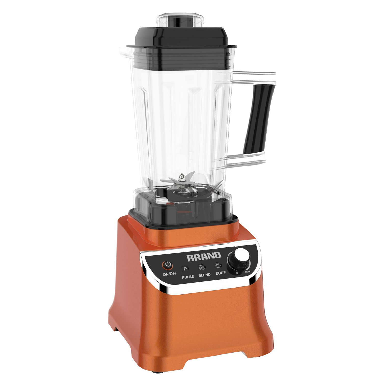 1200W 1.5L Professional High Speed Food Blender