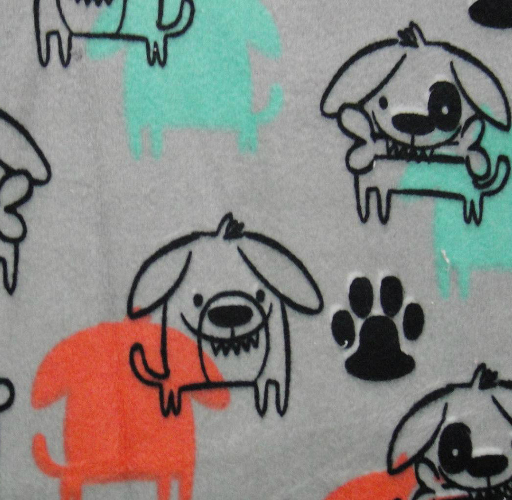 100% Polyester Printed Super Soft Fabric