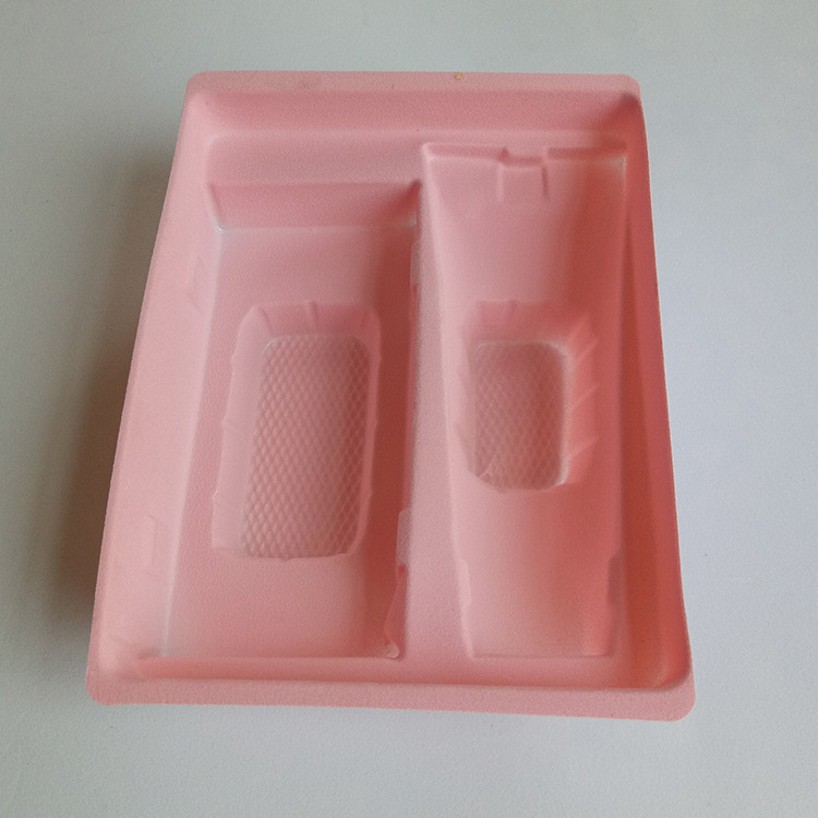 OEM plastic blister tray made in China (cosmetic box)