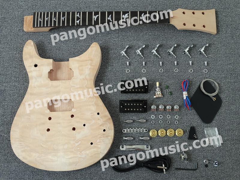 Pango Prs Style DIY Electric Guitar Kit / DIY Guitar (PRS-530K)
