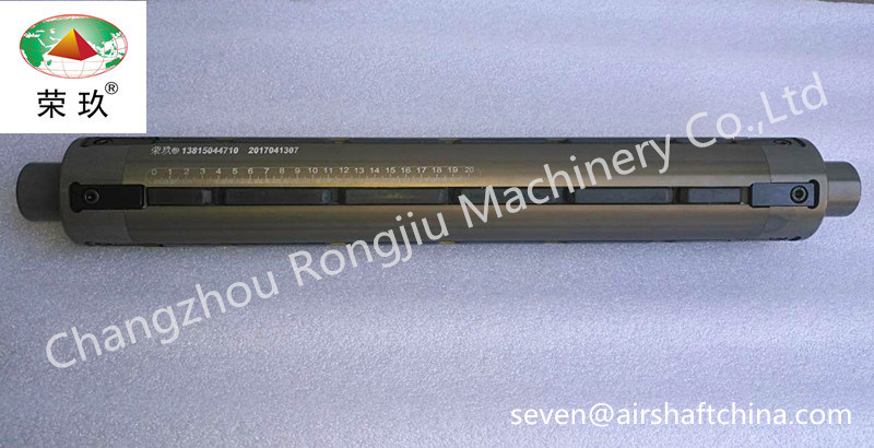 Rongjiu Brand Hot Seller Strip Lug Air Expanding Shaft
