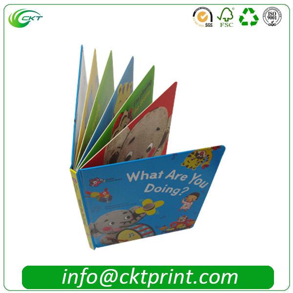 Custom Children Board Book on Demand (CKT-BK-534)