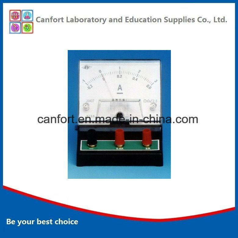Laboratory Equipment, Educational Equipment DC Ammeter J0407 for Sale