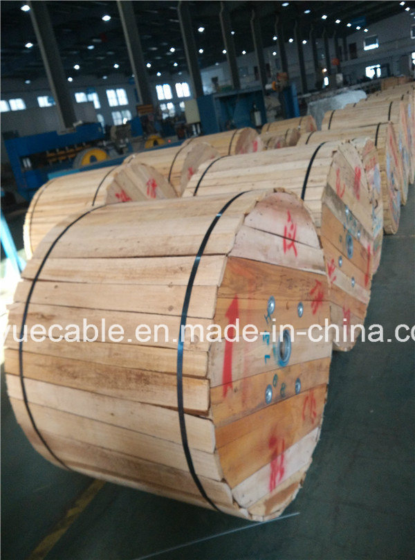 Communication Cable Central Loose Tube Gyxts Fiber Optic Cable
