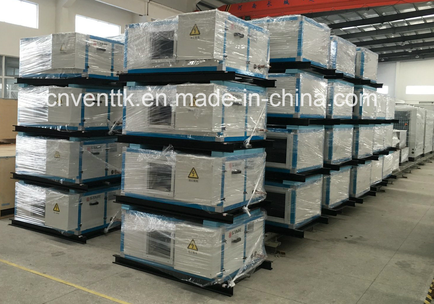 Chilled Water Type Air Handling Unit