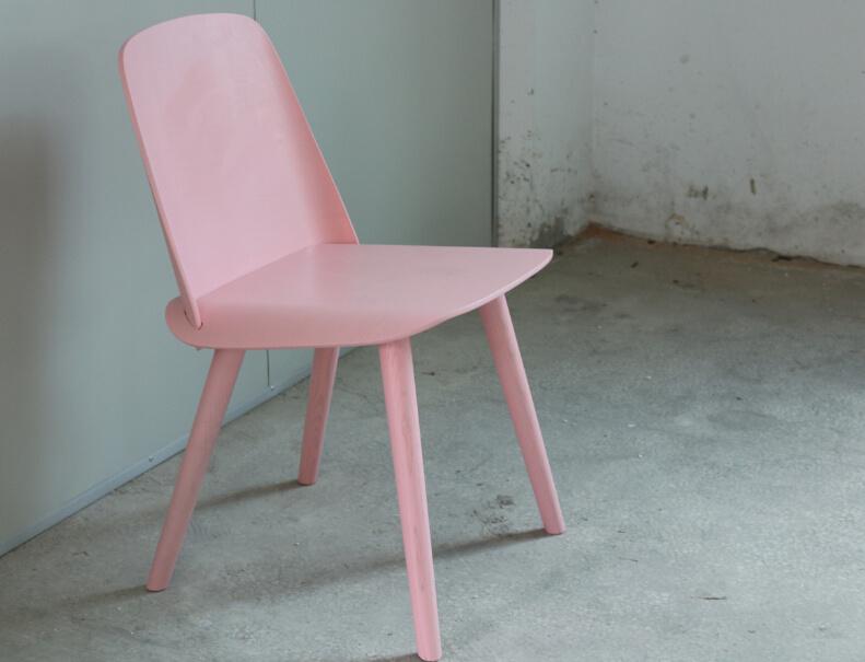 Modern Wooden Design Furniture Nerdd Dining Chair