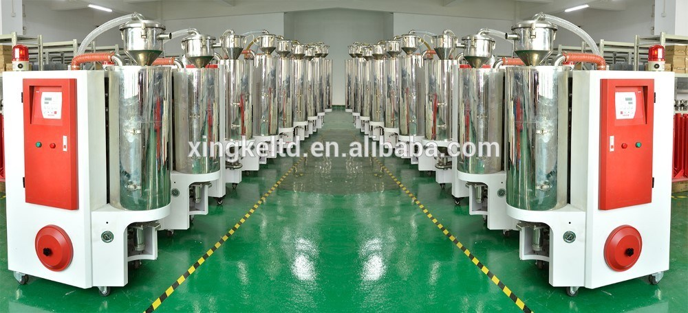 Plastic Dehumidifier Dryer for Pet Dehumidifying Drying System