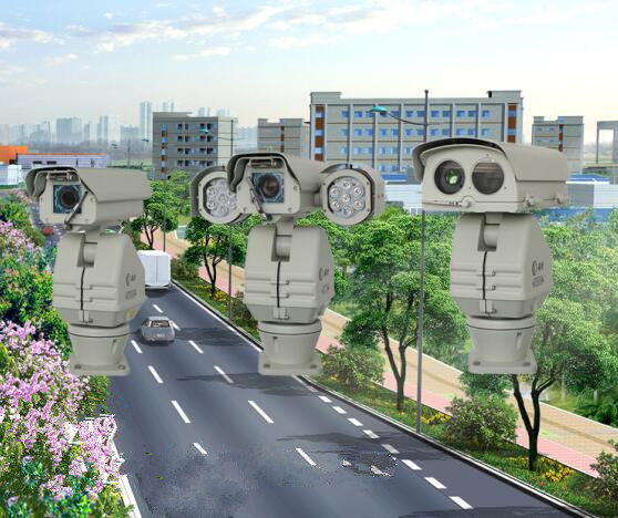 100m Night Vision IR HD PTZ CCTV Camera with 2.0MP 20X Zoom Chinese CMOS