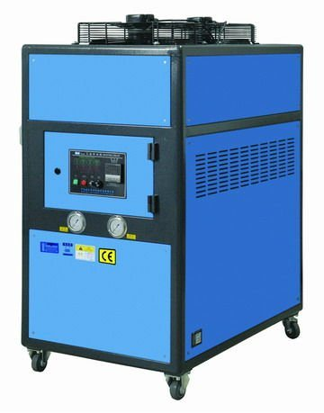 Air Chiller for Cooling The Injection Machine