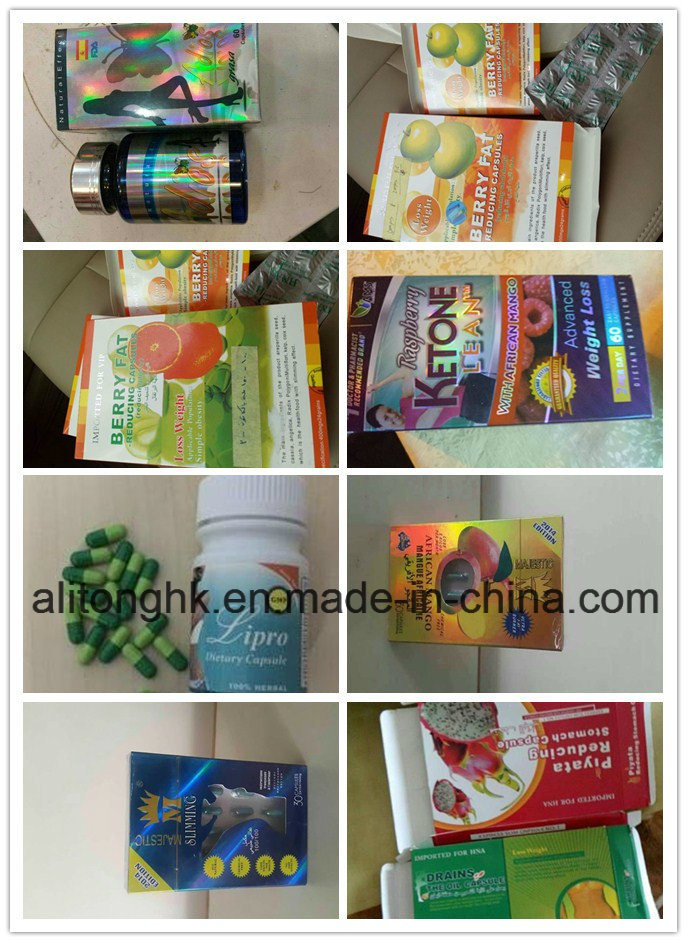 2017 New Products Herbal Slimming Capsules, Weight Loss Slimming Pills