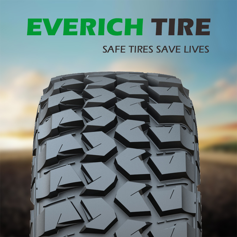 31*10.5r15lt Everich Car Tires/ China Top Quality SUV Tire with Long Mileage