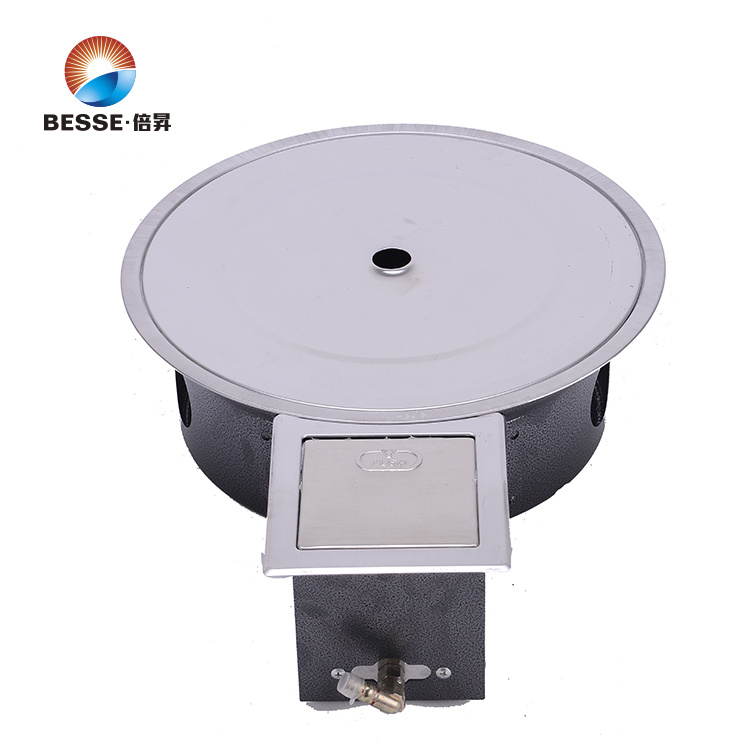 Hot Pot Stove, Stainless Steel, Gas Stove