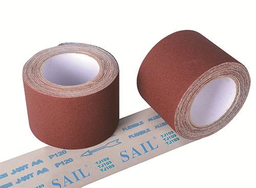 Hand Use Aluminum Oxide Emery Cloth Tj103 Aluminum Oxide