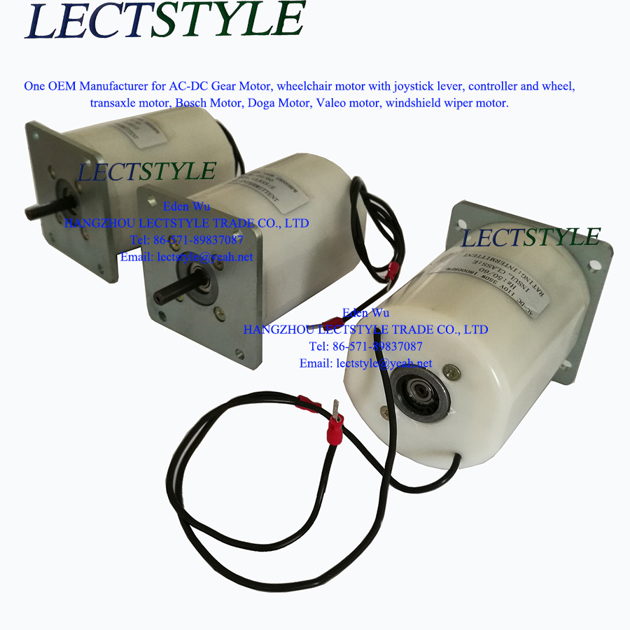 AC DC Electric Universal Motor on Circuit Breaker