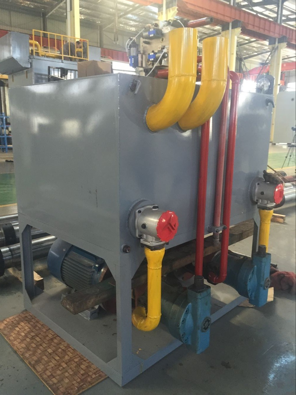 Power Press Machine for Doors
