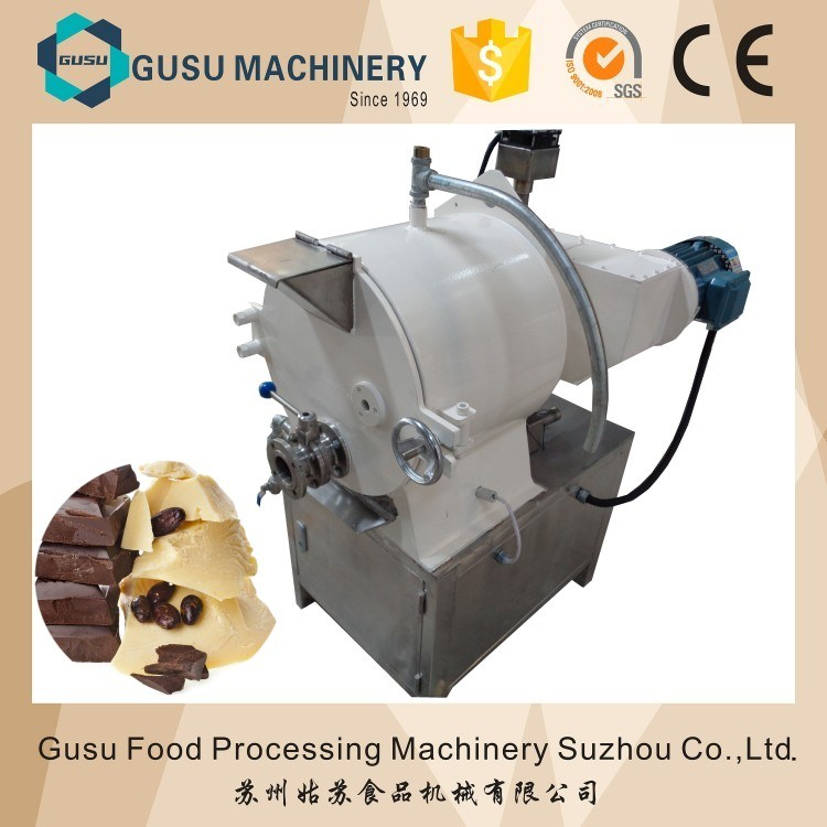 ISO9001 Snack Food Small Capacity Chocolate Grinder Jmj 40L