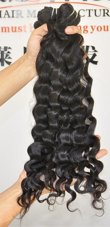 2016 New Quaity Virgin Peruvian Human Hair Extension Lbh 183