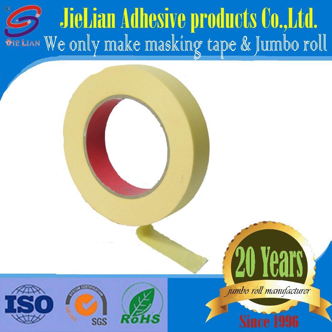 Automotive Usage Crepe Paper Masking Tape