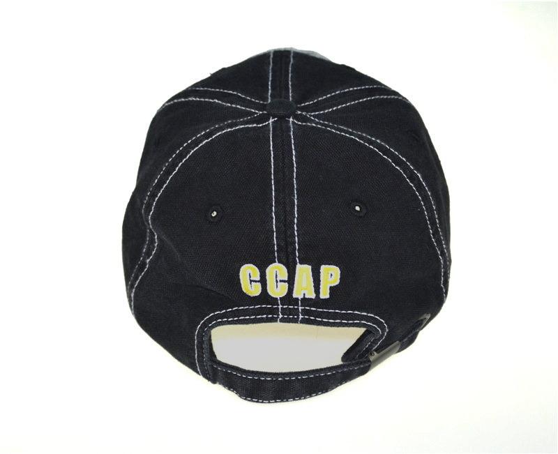 Wholesale Fashion 6 Panels Embroidery Cotton Baseball Cap