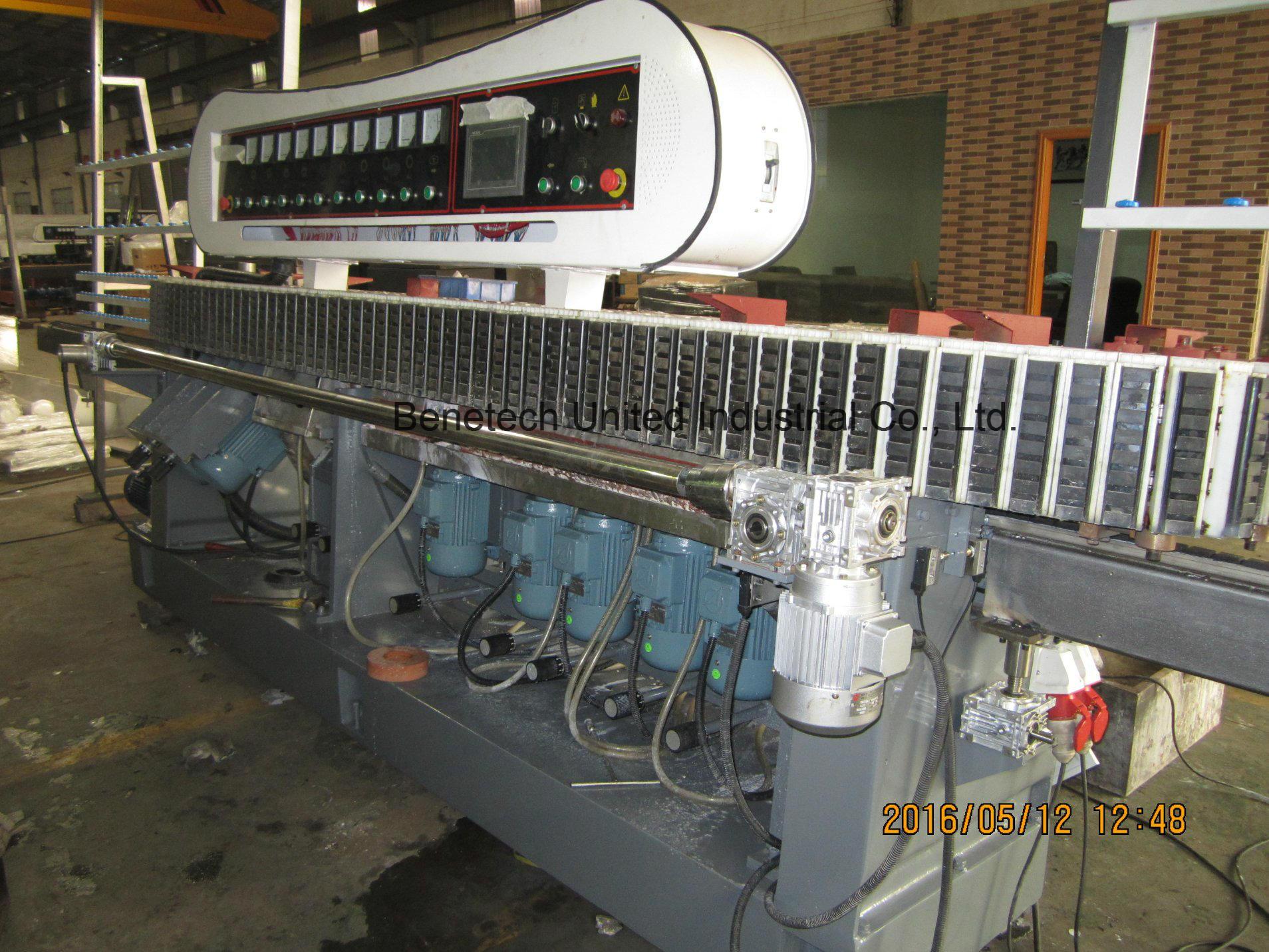 Glass Straight Line Edging Machine Bm9