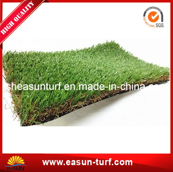 Fire-Resistant Synthetic Grass for Garden