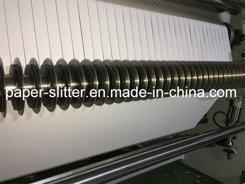Fullautomatice Slitter Rewinder Packaging Line