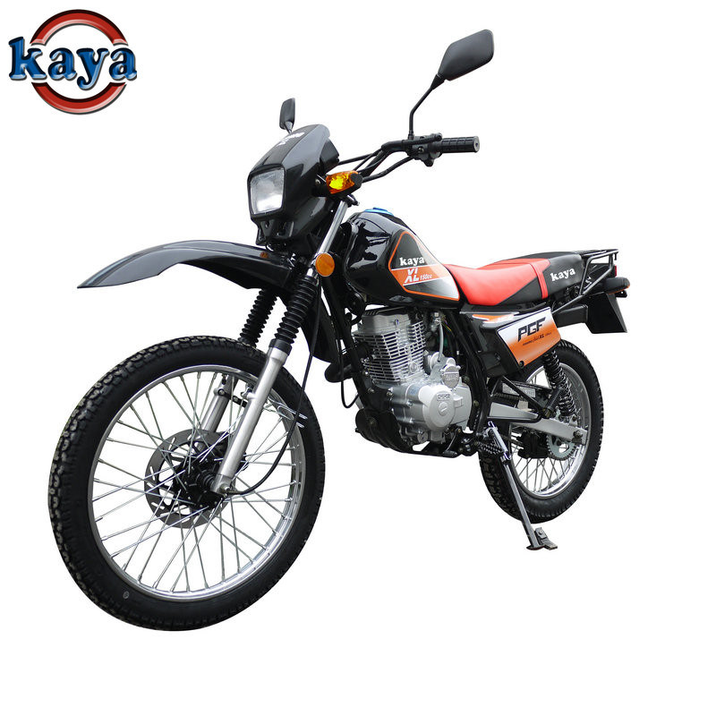 200cc Dirt Bike with Spoke Wheel Disc Brake New Design Ky200gy-14