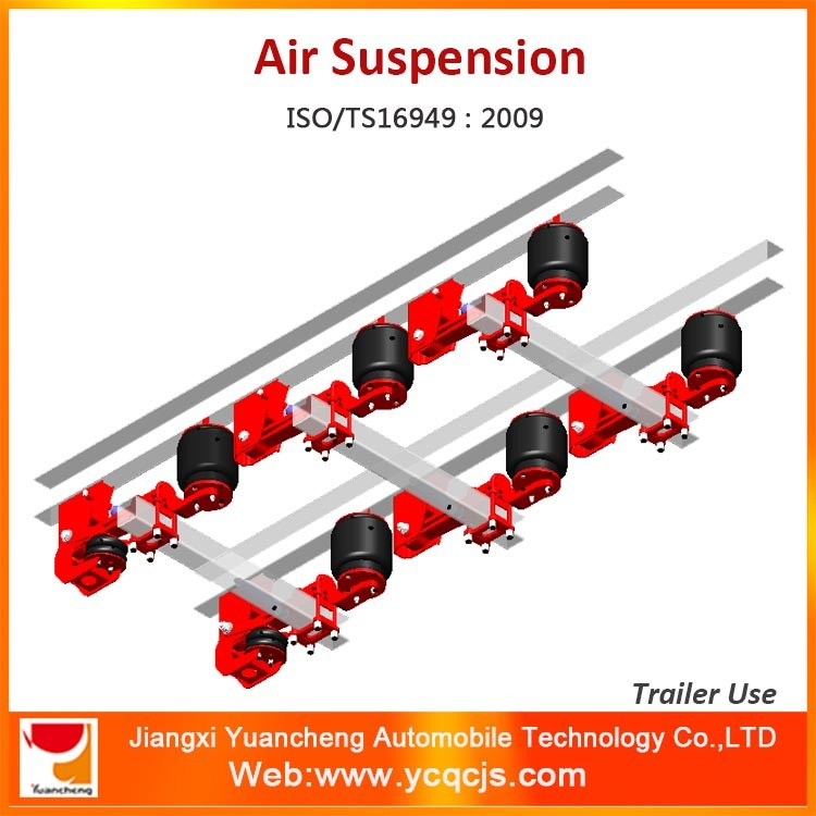 Spring Suspension Lift Kits Trailer Suspension Parts