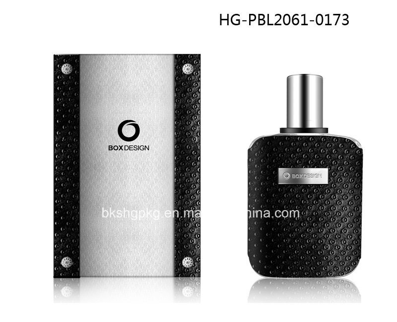 Hot Selling Luxury Arabic and French Perfume Bottle with Leather Outer Box
