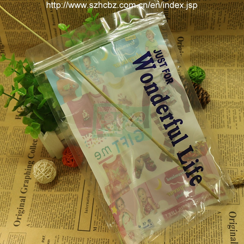 Tea Zipper Bag/ Tea Zipper Pouch Bag