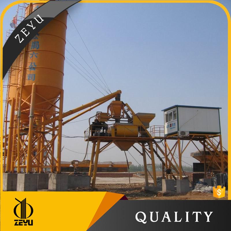 Sincola Manufacturer Hzs40 40m/3 Belt Type Concrete Batching Machine