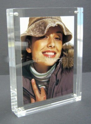 Customize Wholesale New Clear Acrylic Frame