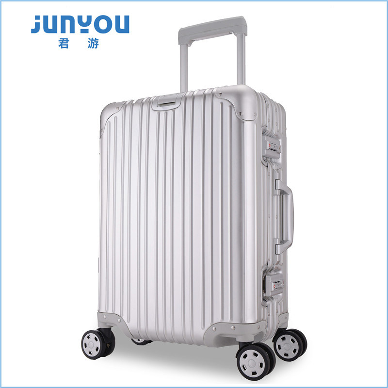 Good Quality Hot Sale 20 24 Inch Aluminum Frame Luggage