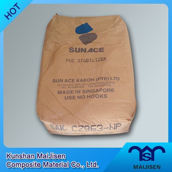 Environment Friendly Stabilizer CZ for PVC Extruded Products