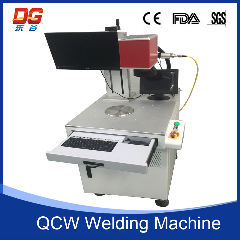 Hot Qcw 150W Fiber Laser Welding Machine Metal Welding