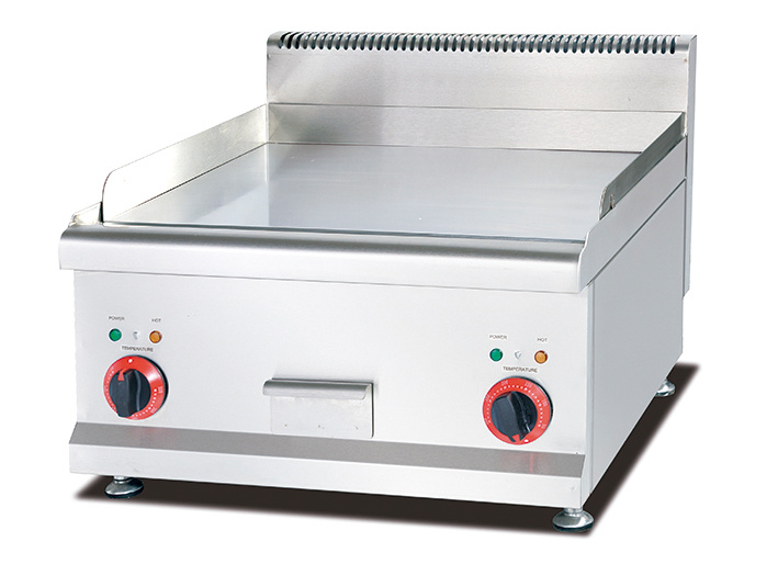 Counter Top Electric Griddle for Commercial Equipment