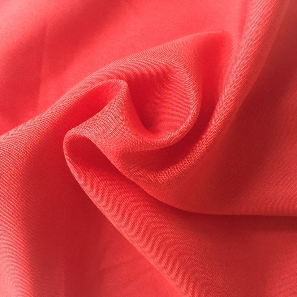 100%Polyester Dyed Fabric for Garment 75D*75D 55GSM