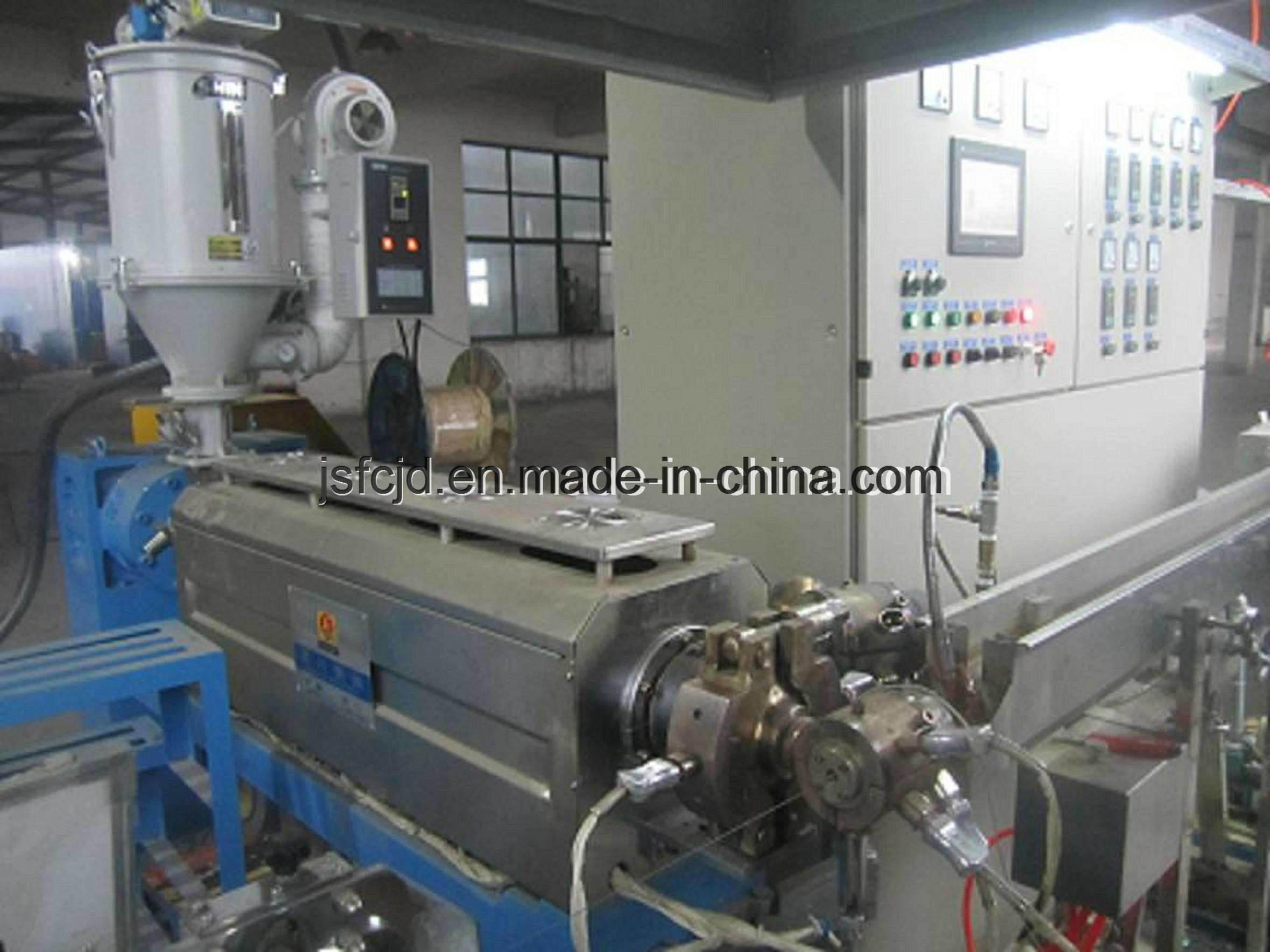 FC-65 High Temperature FEP, Fpa, ETFE, PVC, PE, Plastic Extruder