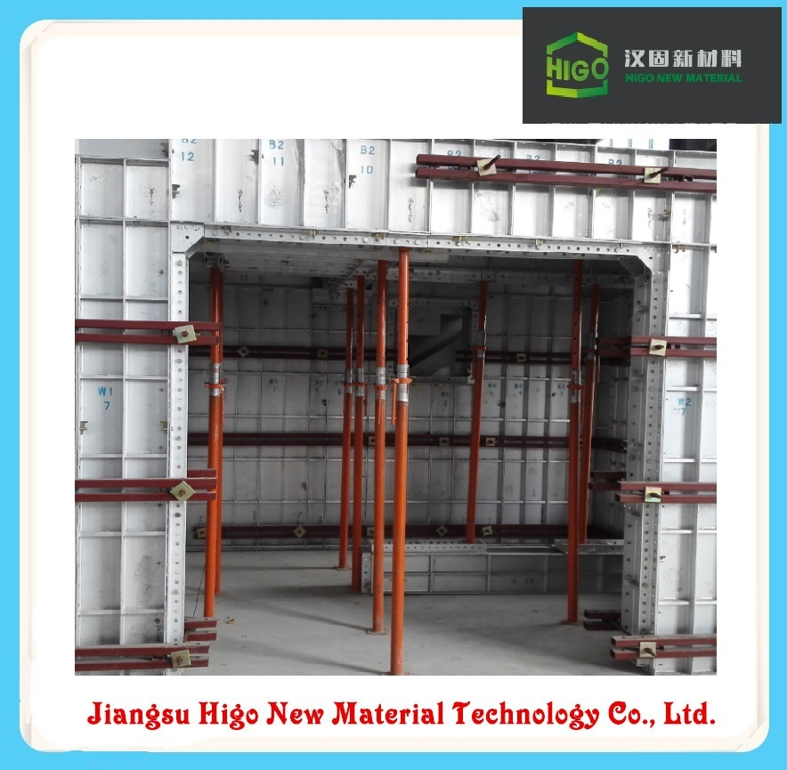 High Quality Aluminum Formwork System/ Formwork for Concrete Walls
