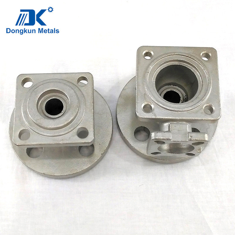 Stainless Steel Investment Casting Valve for Industrial