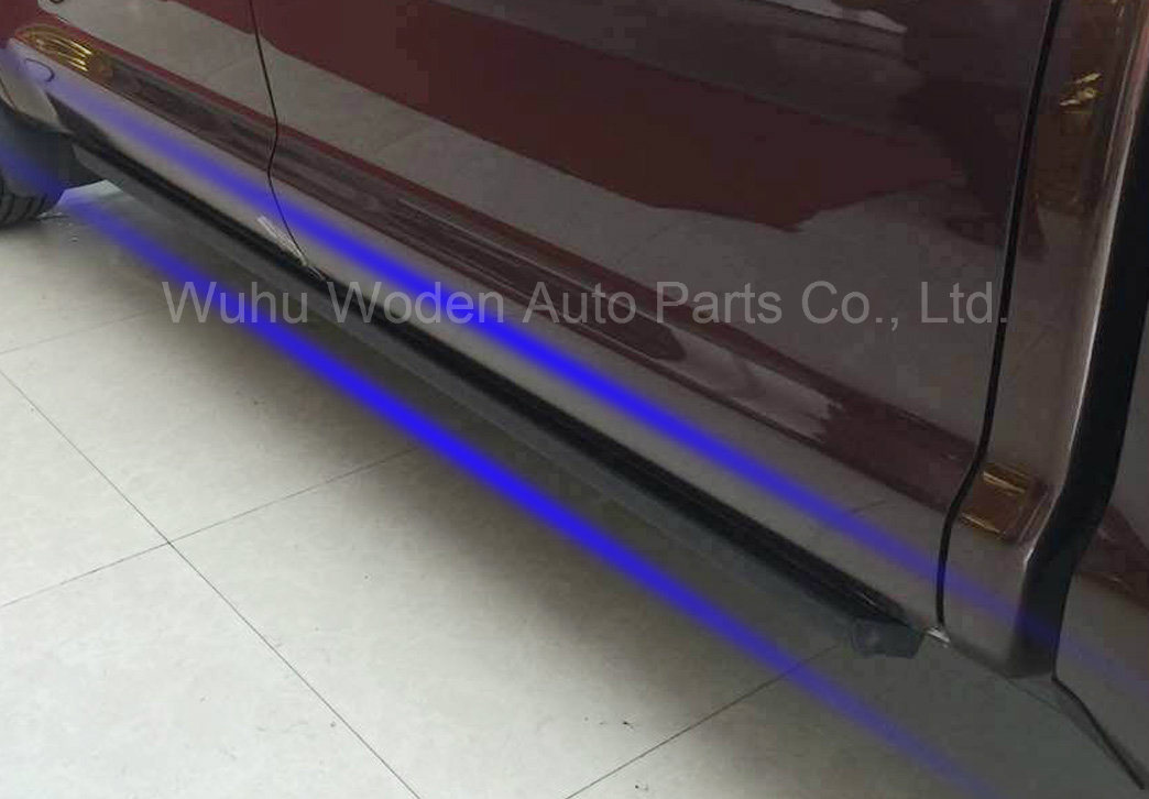for Toyota- Tundra Running Board by China Professional Manufacture