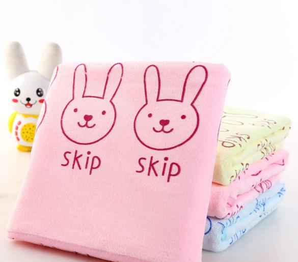 Wholesale Cheap Microfiber Bath Towels