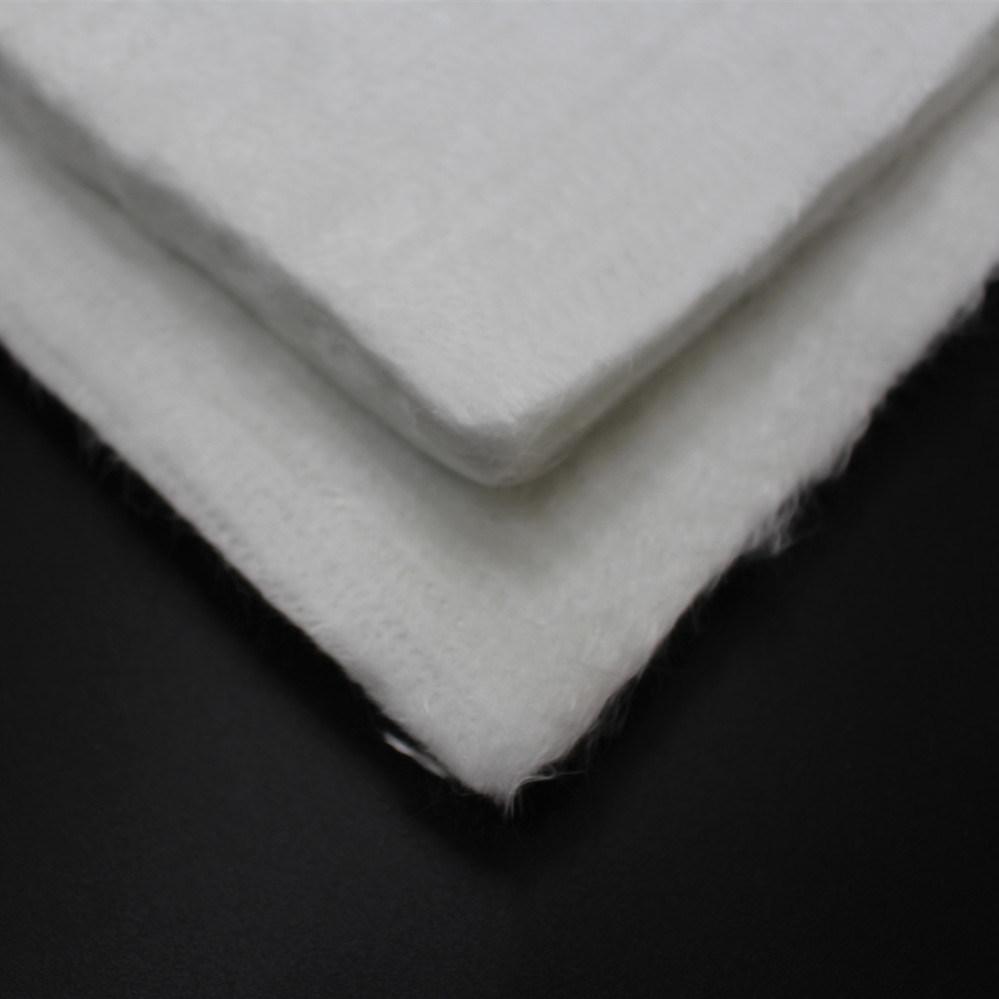 High Temperature Blanket Insulation E-Glass Fiberglass Needle Felt Mat