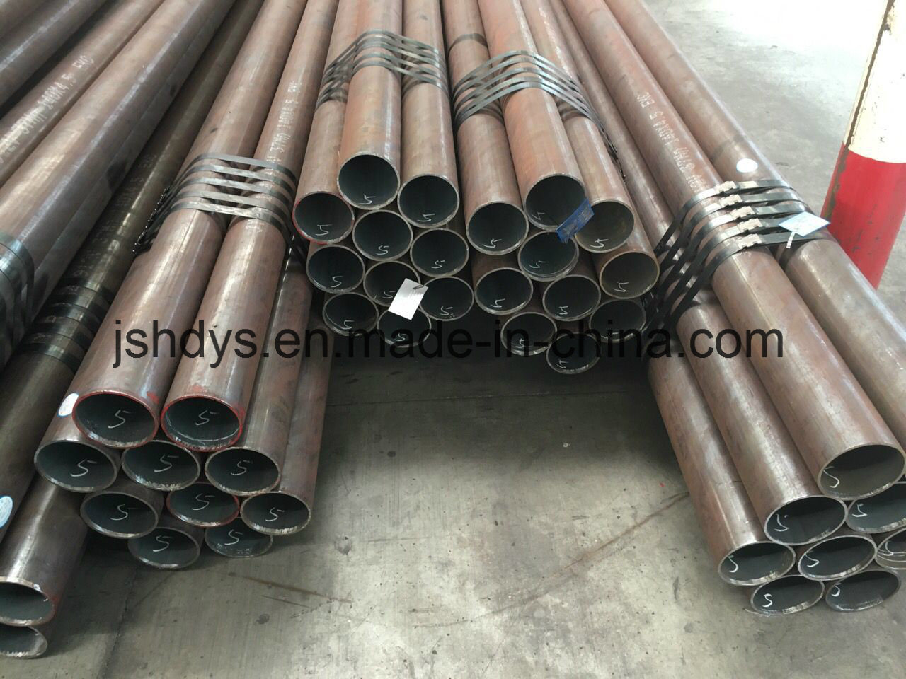 High Pressure CNG Tube for Gas Cylinders